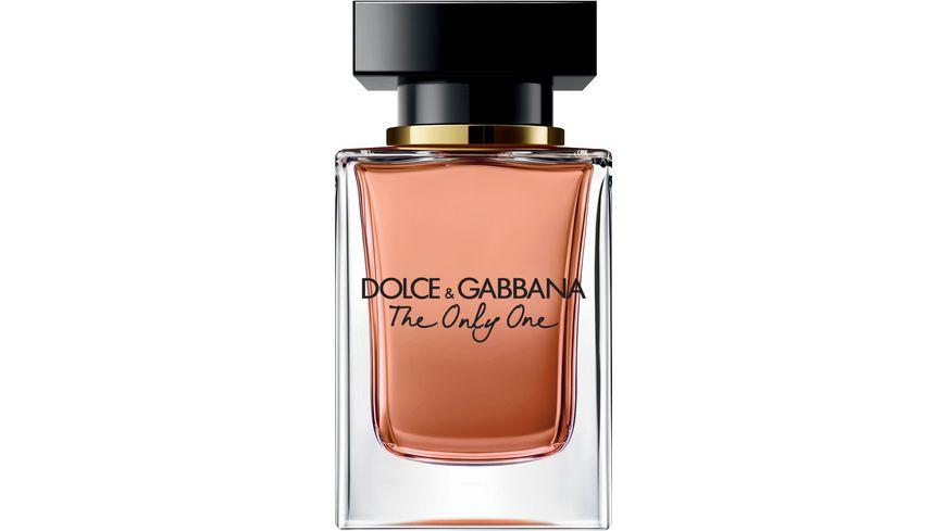 DOLCE GABBANA The Only One Eau de Parfum online bestellen   MÜLLER 48e4816ada72