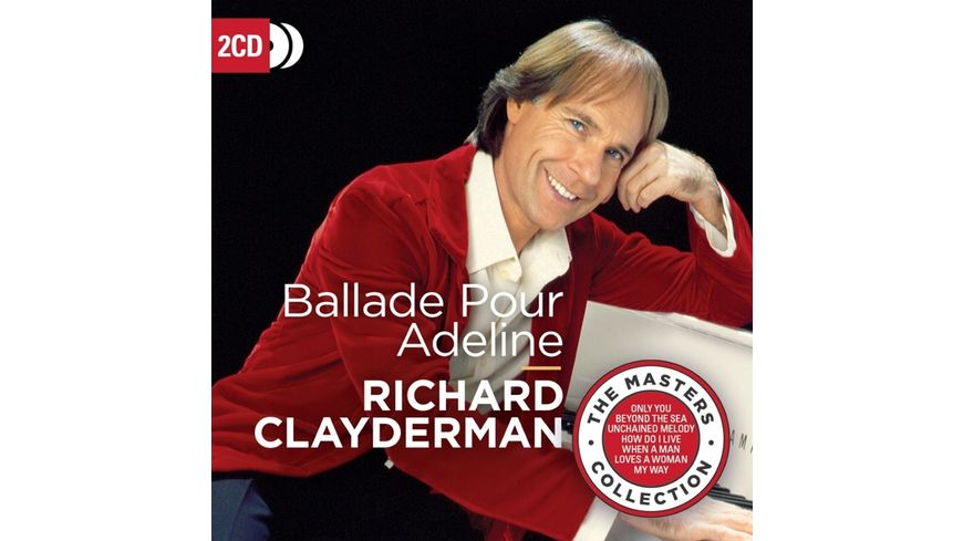 Ballade Pour Adeline The Masters Collection