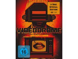 Videodrome Special Edition 2 DVDs