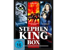Stephen King Horror Collection 3 BRs