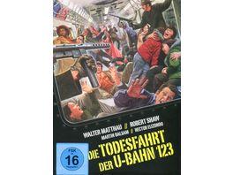 Stoppt die Todesfahrt der U Bahn 1 2 3 Mediabook DVD