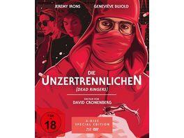 Die Unzertrennlichen The Dead Ringers Special Edition 1 Blu ray 2 DVDs