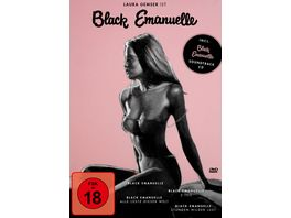 Black Emanuelle 1 4 Box 4 DVDs CD Soundtrack