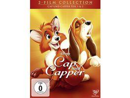 Cap und Capper Doppelpack Disney Classics 2 Teil 2 DVDs