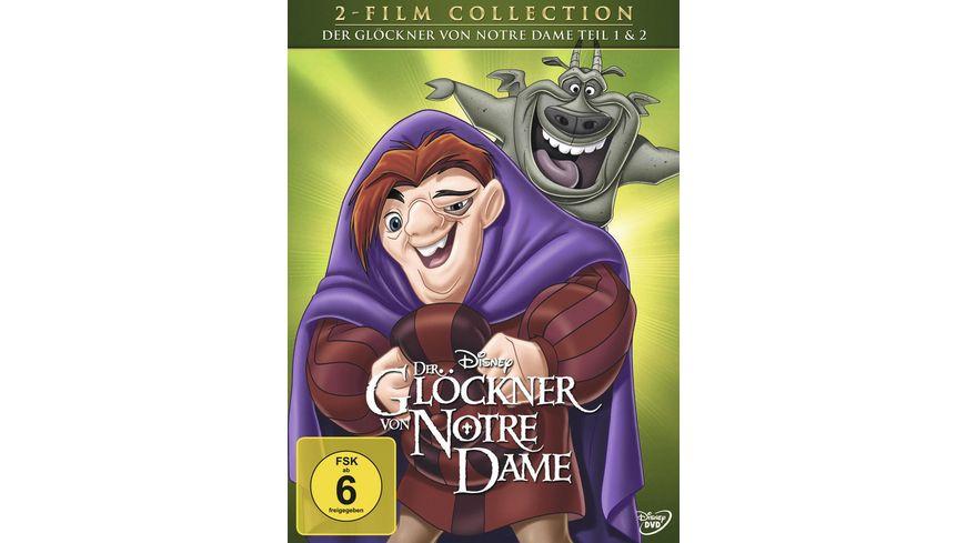 Der Gloeckner von Notre Dame Doppelpack Disney Classics 2 Teil 2 DVDs