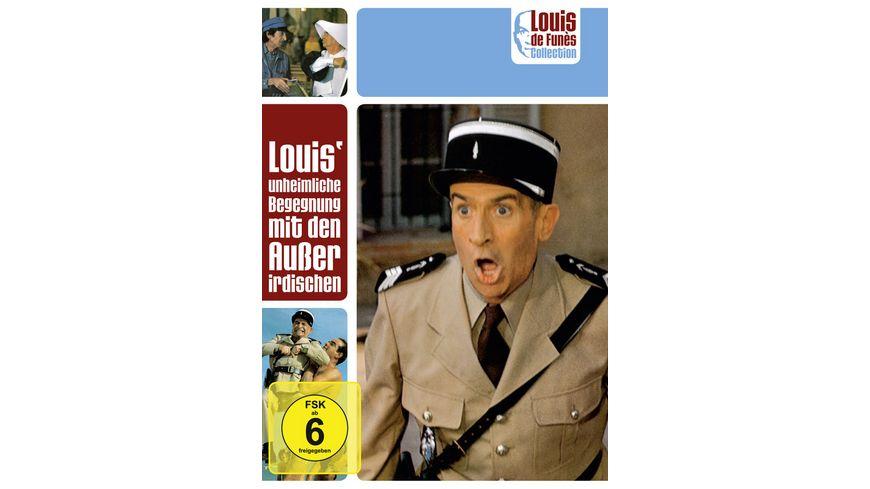 Louis unheimliche Begegnung mit den Ausserirdischen