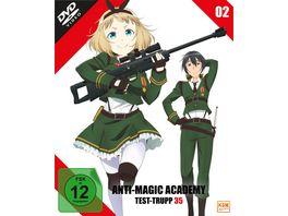 Anti Magic Academy Test Trupp 35 Volume 2 Episode 05 08