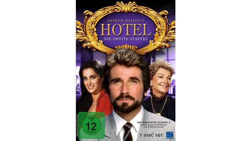 Hotel Staffel 2 Ep 23 50 7 DVDs