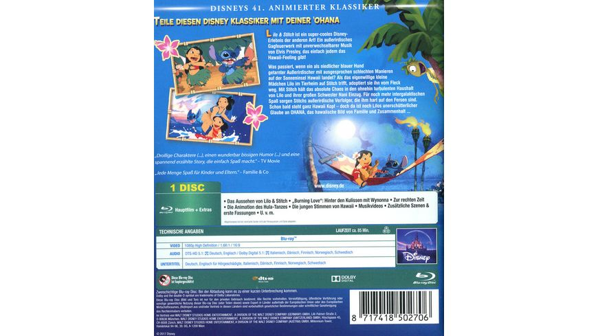 Lilo Stitch Disney Classics