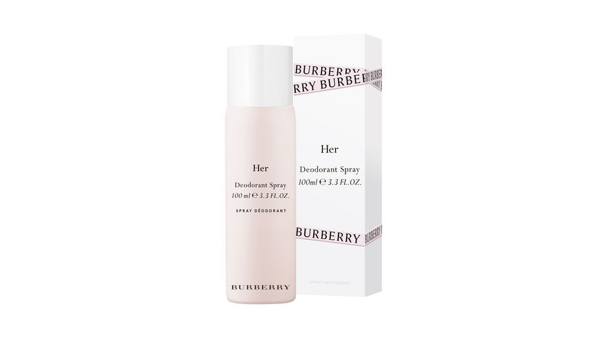 BURBERRY HER Deo Natural Spray