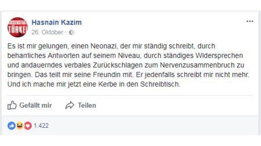 Post von Karlheinz Wuetende Mails von richtigen Deutschen und was ich ihnen antworte