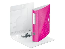 LEITZ Ordner Active Wow A4 pink