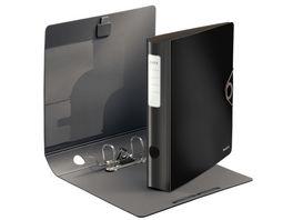 LEITZ Ordner Solid A4 schwarz