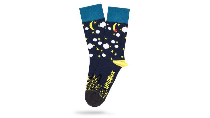 Unabux Socke Nightlife City Unisex
