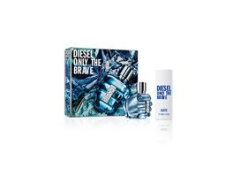 DIESEL Only The Brave Eau de Toilette Duftset