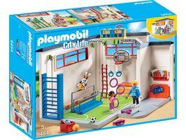 Playmobil 9454 City Life Turnhalle