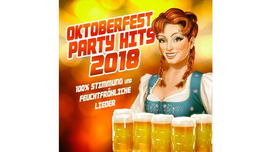 Oktoberfest Party Hits 2018