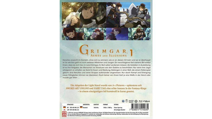 Grimgar Ashes and Illusions Vol 1