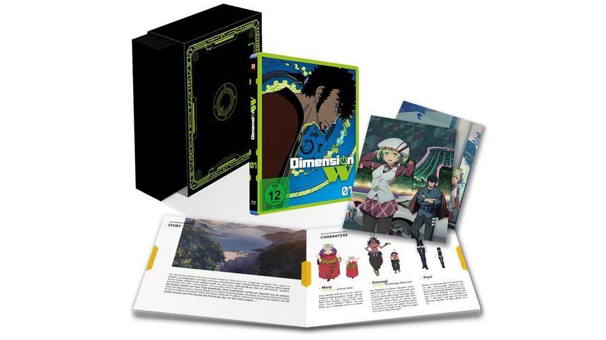 Dimension W Blu ray 1 Mit Sammelschuber LE