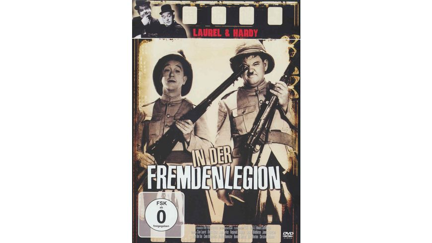 Laurel Hardy In der Fremdenlegion
