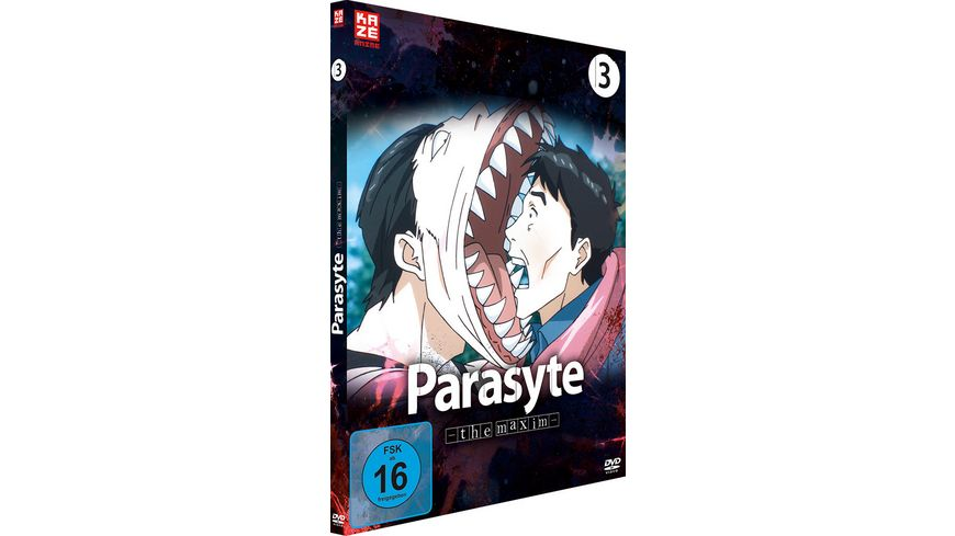 Parasyte The Maxim DVD 3