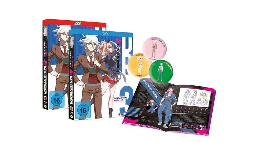 Danganronpa 3 Despair Arc DVD 2