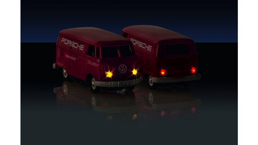 Carson 1 87 VW T1 Bus Kastenwagen Porsche 2 4G RTR