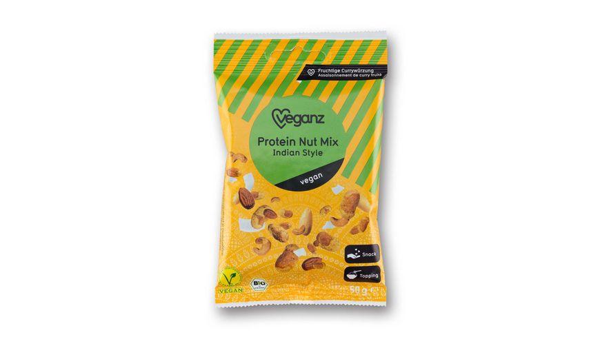 BIO Veganz Protein Nut Mix Indian Style