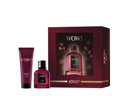 JOOP WOW WOMAN Duftset Eau de Parfum Body Cream