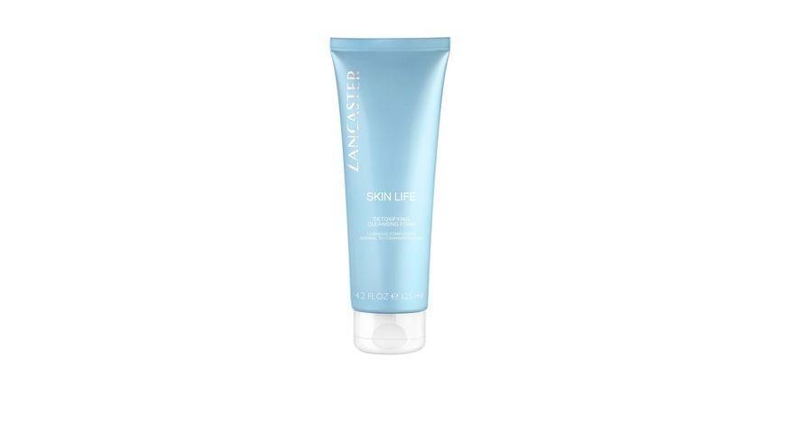 LANCASTER Skin Life Detoxifying Cleansing Foam