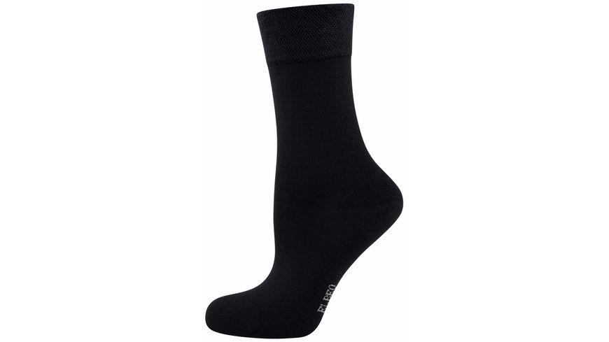 ELBEO Damen Socke Soft Care