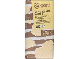 Veganz BIO White Roasted Almond