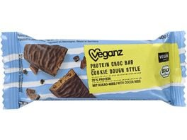 Veganz BIO Protein Choc Bar Cookie Dough Style