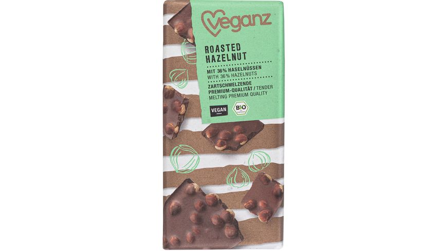 Veganz BIO Roasted Hazelnut