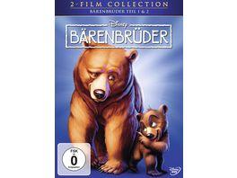 Baerenbrueder Doppelpack Disney Classics 2 Teil 2 DVDs