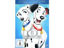 101 Dalmatiner Doppelpack Disney Classics 2 Teil 2 DVDs