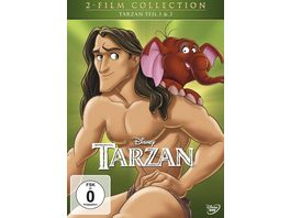 Tarzan Doppelpack Disney Classics 2 Teil 2 DVDs