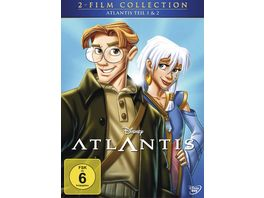 Atlantis Doppelpack Disney Classics 2 Teil 2 DVDs