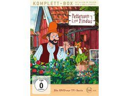 Pettersson und Findus Komplettbox Staffel 1 2 Folge 1 26 Die DVD zur TV Serie 2 DVDs