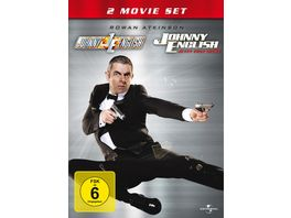 Johnny English 1 2 2 DVDs