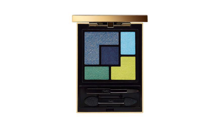 Yves Saint Laurent Couture Palette Lumieres Majorelle