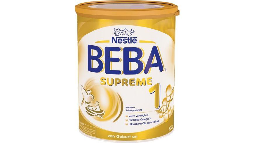 Nestle BEBA SUPREME 1 800G