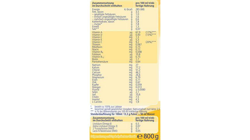 Nestle BEBA SUPREME 2 800G