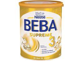 Nestle BEBA SUPREME 3 800G
