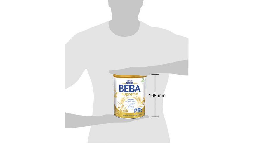 Nestle BEBA SUPREME PRE 800G