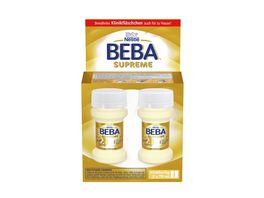 Nestle BEBA SUPREME PRE 2 x 70 ml