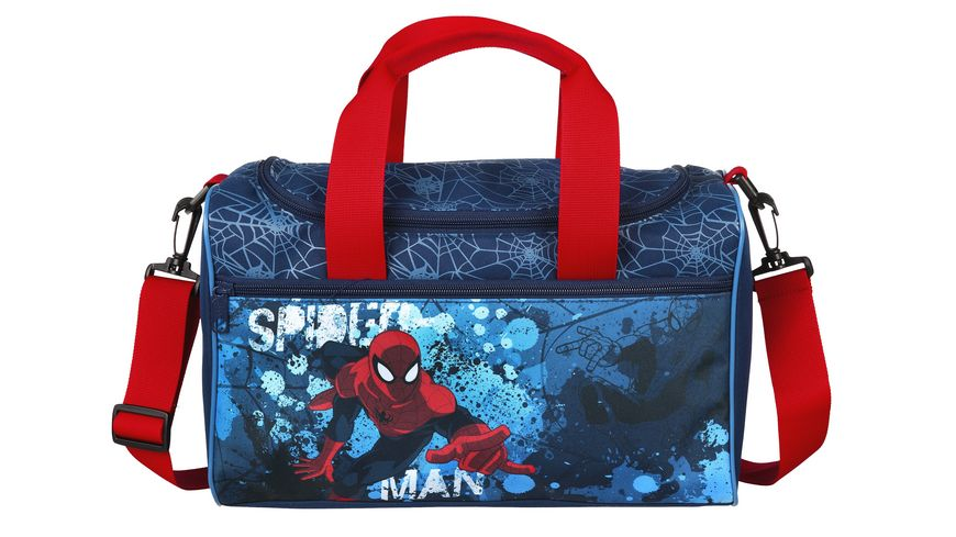 scooli Sporttasche Spiderman