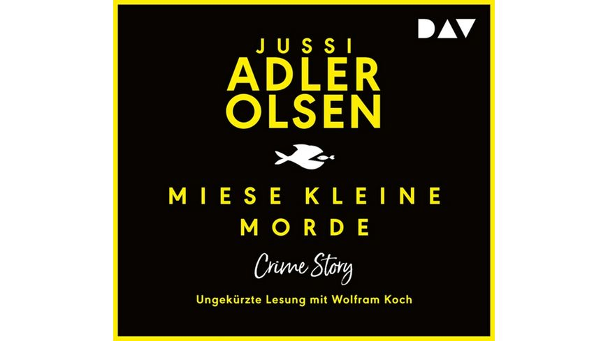 Miese kleine Morde Crime Story