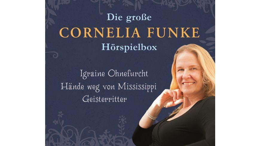 Die grosse Cornelia Funke Hoerspielbox