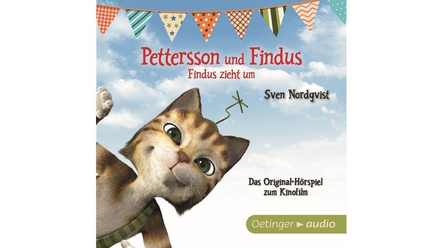 Pettersson und Findus Findus zieht um Das Origin